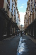 Street that inspired J K Rowling