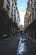 Street that inspired J K Rowling