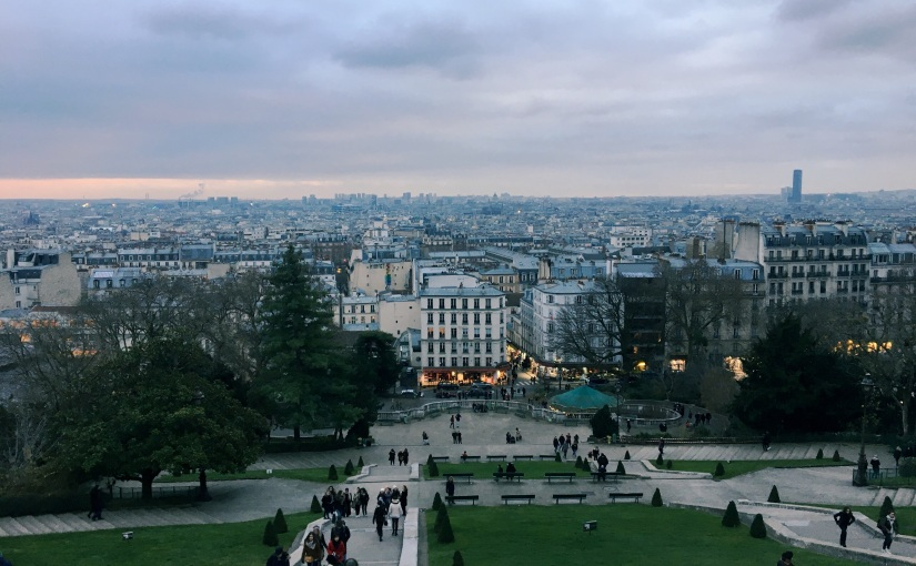 What I planned to do in Paris but didn't