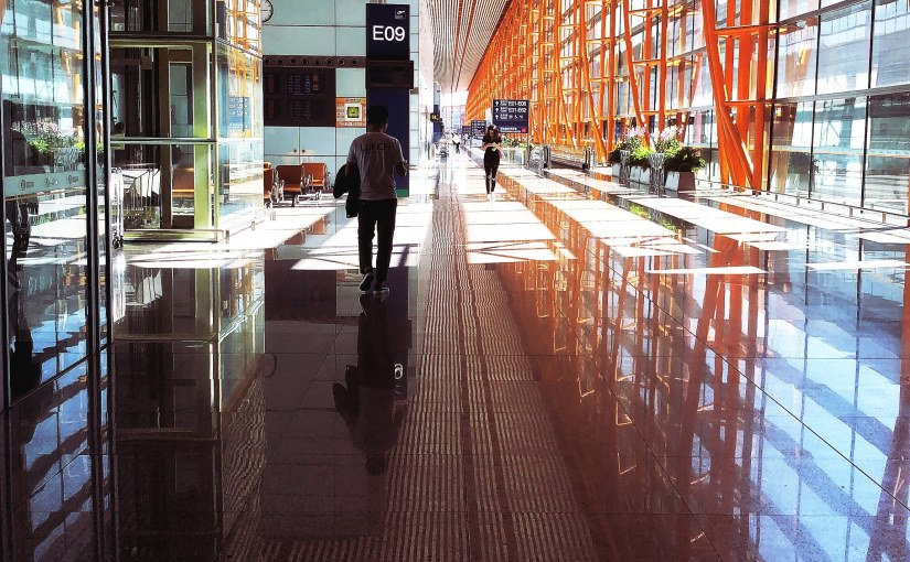 When everything went wrong in an airport, I took greatphotos.